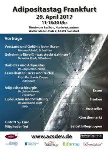 Adipositastag 2017 @ Titusforum, Nordwestzentrum | Frankfurt am Main | Hessen | Deutschland