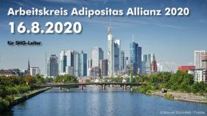 Arbeitskreis Adipositas Allianz für SHG-Leiter @ Titusforum, Nordwestzentrum | Frankfurt am Main | Hessen | Deutschland